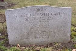 John Leavitt Carter