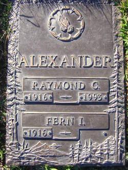 Raymond C. Alexander