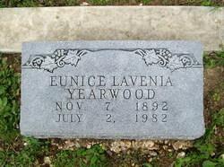 Eunice Lavenia Yearwood