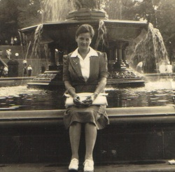 Evelyn Virginia <i>Hallstein</i> Eckhardt