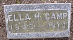 Ella M. <i>Higby</i> Camp