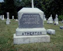 Phebe S <i>Northup</i> Atherton