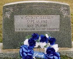 William Garner Dub Latham, Sr