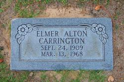 Elmer Alton Carrington