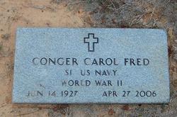 Fred Carol Conger