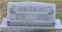 Edgar Thomas Armstrong