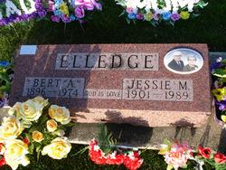 Jessie Mae <i>Harbaugh</i> Elledge