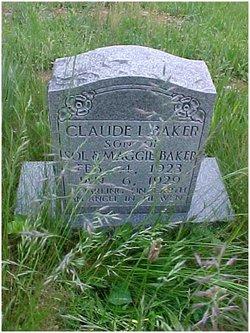 Claude L. Baker