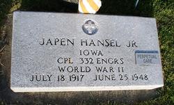 Japen Hansel, Jr