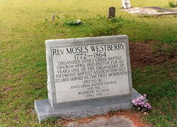Rev Moses Westberry