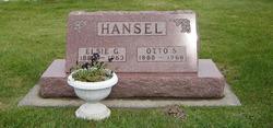 Elsie Grace <i>Palmer</i> Hansel