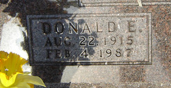 Donald E. Doc Hansel