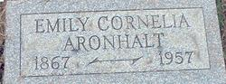 Emily Cornelia <i>Bosley</i> Aronhalt