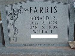 Donald R. Farris