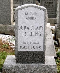 Dora <i>Chary</i> Trilling