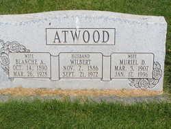 Muriel Duckworth <i>Poulsen</i> Atwood