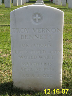 Troy Vernon Bennett