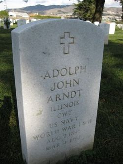 Adolph John Arndt