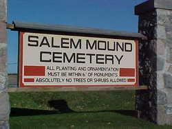 Salem Mound Cemetery
