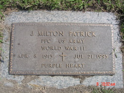 Junior Milton Patrick