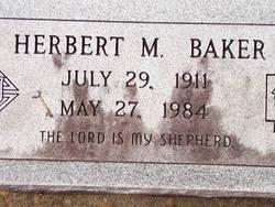 Herbert M. Baker
