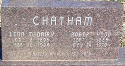 Lena Lee <i>McNairy</i> Chatham