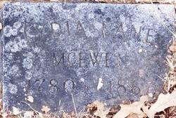 Lydia Lane McEwen