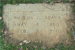 Phillip Johnson Adams