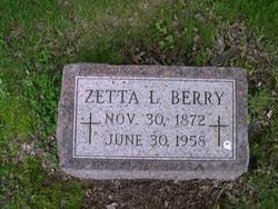 Zetta L. Berry