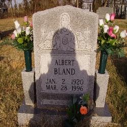 Albert Bland