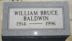 William Bruce Baldwin