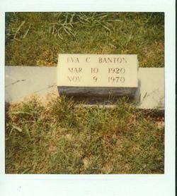 Eva Bell <i>Carter</i> Banton