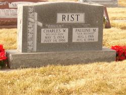 Charles W. Rist