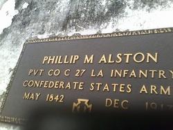Phillip M Alston