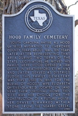 Hood Family Cemetery