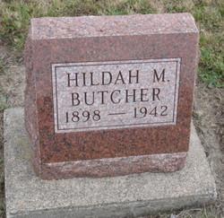 Hildah Marie <i>Hughes</i> Butcher