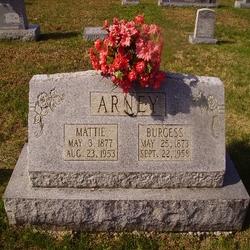 Lou Mattie <i>Farthing</i> Arney