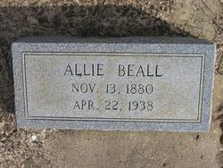 Allie M. Beall