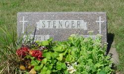 Lucy M <i>Loescher</i> Stenger