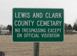 Lewis and Clark County Cemetery