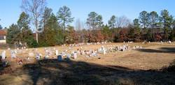 Westwood Baptist Church Cemetery
