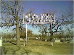 String Prairie Cemetery