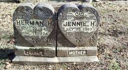 Jennie H <i>Plumer</i> Bainer