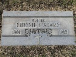 Chessie Florence <i>Powell</i> Adams