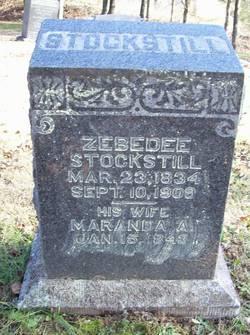 Zebadee Stockstill