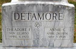 Theadore F. Detamore