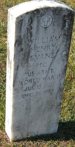 William Henry Evans