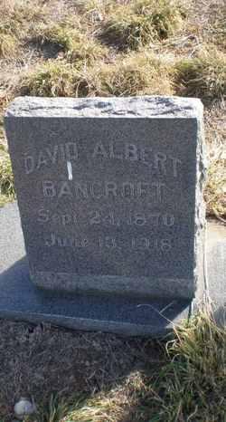 David Albert Bancroft