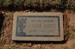 Louise <i>Auman</i> Gates