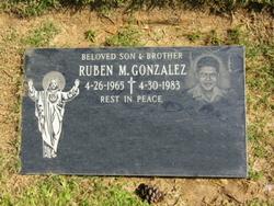 Ruben M. Gonzalez